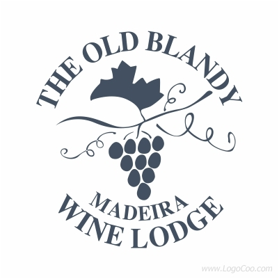 The Old Blandy logo