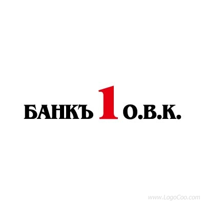 Bank 1 Obk logo