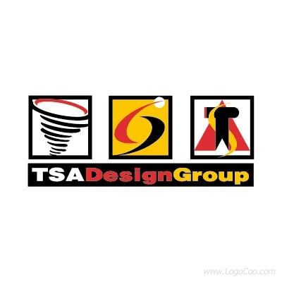 TSA Design Group标志